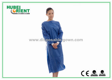 Operating Room Disposable Surgical Gowns , Disposable Hospital Scrubs